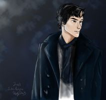 Evidence - Sherlock by silver-autumn