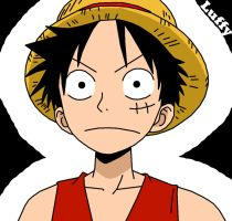 Monkey D Luffy by YukinaKuran