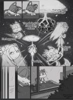 Sonic Doujinshi page 4 by RoseRei