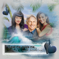 NCIS Gibbs and the Girls by JoolsdS