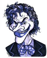 Joker Quick Sketch by PaulSizer