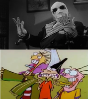 Ed Edd n Eddy Meet Invisible Man by JasonPictures