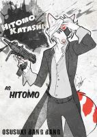 Hitomo Lobby Card by hellcorpceo