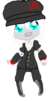 DOLL: Chibi Andy by InvaderIka
