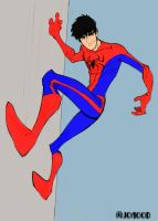 Spidey - Andrew Garfield by joaood