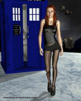 Amy Pond 01 by xanaman