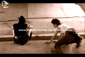 Dump and  Mall Session 12 by DandyZombie