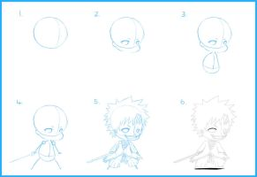 Chibi Tutorial by chi-u
