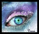 World of Warcraft draenei Eye by iluvjono4eva