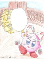 Grand Hammer Kirby by Yukiu-chan