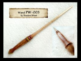 PW-003 by PraeclarusWands