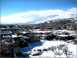 Zabadani Snow 2 by MGQsy