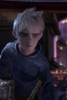 jack frost 'really' face by NicoleFrost