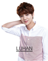 {PNG/Render #141} Luhan (EXO) by Larry1042k1