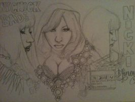 Nicki M by 12KathyLees12