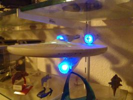 NCC-1701 Enterprise by Krulos