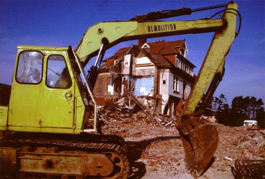 Demolition 1 by celticwillow