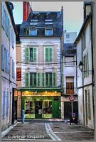 Nevers Street II by Arte-de-Junqueiro