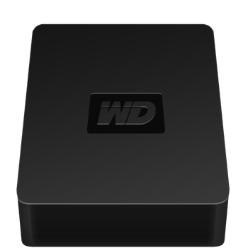 Western Digital Elements Icon by Flo4000