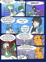 Pokemon - Hackin Shinies by Loverofpiggies