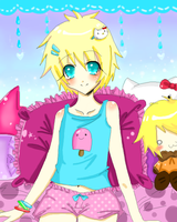 SP: Butters :3 by ritsuneko69