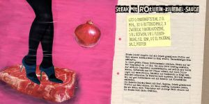 Project Meat 22 by kaethe