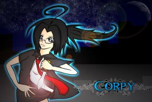 Corpy is in the night at 00.00 am [Wut?] by PapiGa2012