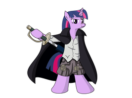 Twilight Sparkle Shanks by Ziemniax