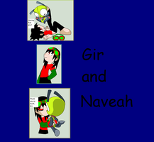 Naveah and Gir 4 by yaoilover998