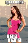 Benz Mafia Leader - Nikki Benz by StarzeroDigital