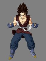 Vegetto GT by theothersmen