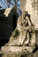 Pere Lachaise 2011 - 7 by lacrymozart