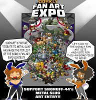 VOTE FOR SHONUFF 44 DORKLY ENTRY by ShoNuff44