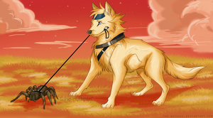 DQ: Walking Fury by The-Nutkase