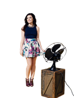 Lucy Hale - Render/PNG by tommz2011