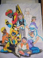 Ellon's coloring by Israel42
