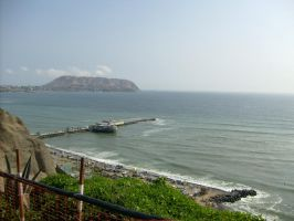 Another pic of Lima - Sea :D by Mcrpunk08