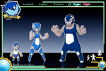 Agramia Dex: Fight Type by PEQUEDARK-VELVET