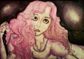 My Cotton Candy Princess by Awesomess