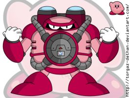 Kirby The Robotmaster by TORGAZ-DETHAN