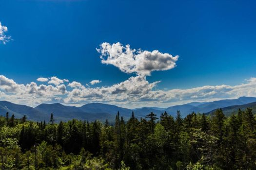White Mountains - New Hampshire - 3 by Riot207Photography