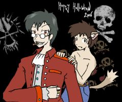 Halloween 2006 by CarrionTrooper