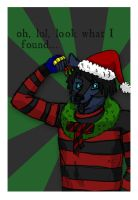 Dante Christmas Card :D by Dante3o3