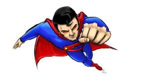 Superman by FireDestined4