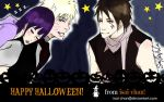happy halloween! by isai-chan