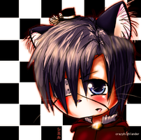 .Ciel. That Cute Face by crazyhighlander