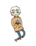 Fall Cody Gif by Ask-the-Shortcake