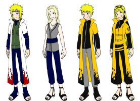the Greatest Hokages by HinataElyonToph