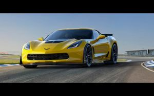 2015 Chevrolet Corvette Z06 by ThexRealxBanks