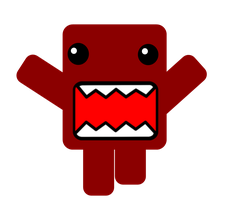Domo Kun Png by Milegatura
